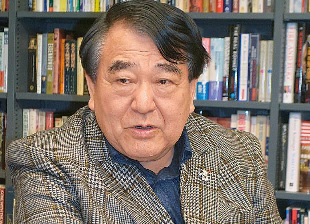 寺島実郎(日本総合研究所会長)