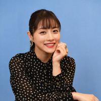 ドラマ「アンサング・シンデレラ」で主役を務める女優の石原さとみさん=滝川大貴撮影