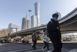 経済回復のペースは期待ほど速くない(北京市)(Bloomberg)