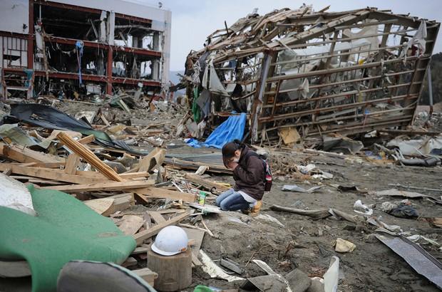 東日本大震災:あの時の「きょう」4月11日 震災から1カ月[写真特集1 ...