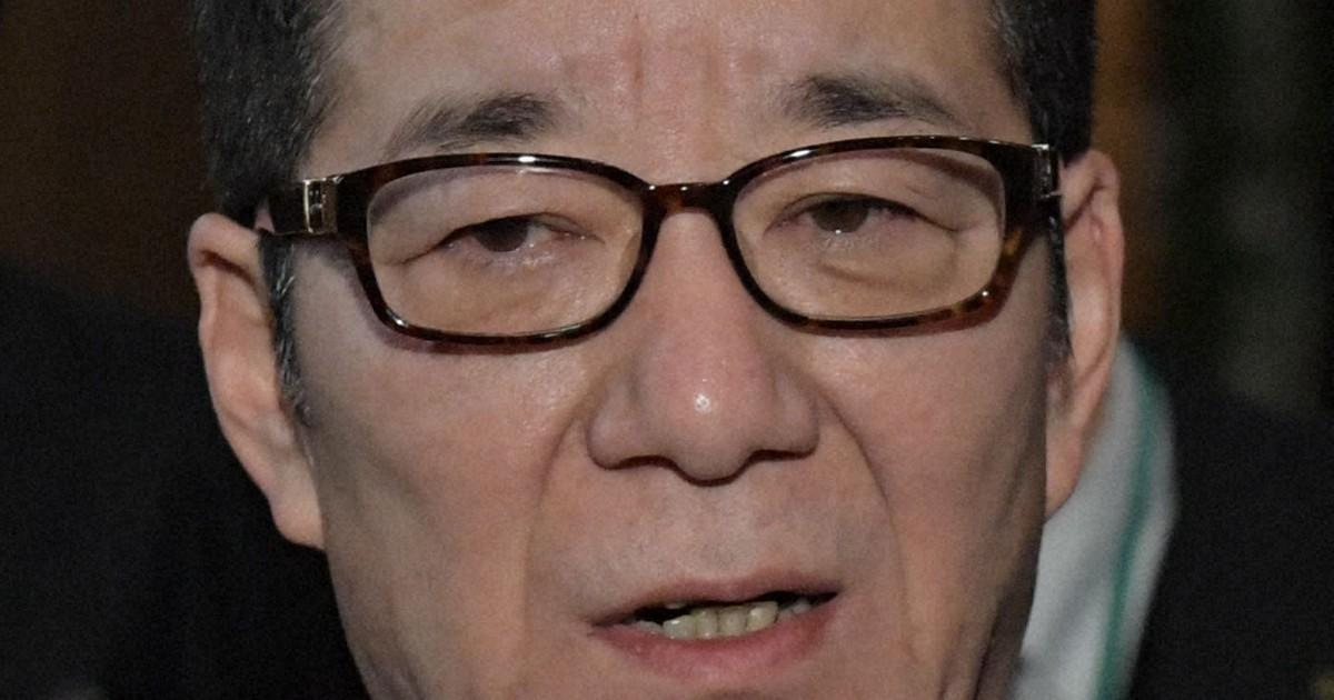 「総合区を目指すべきだ」 大阪都構想再否決で松井市長 公明のけん引期待