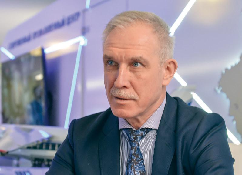 ウリヤノフスク州のモロゾフ知事