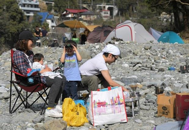キャンプ コロナ