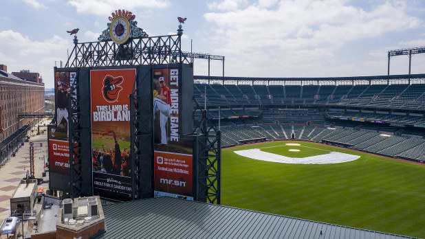 Halloween In Baltimore 2020 MLB final pitch could be closer to Christmas than Halloween   The
