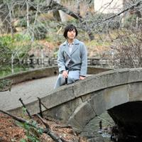 =東京・井の頭公園で、根岸基弘撮影