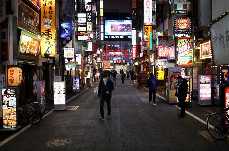 東京 外出 禁止