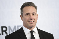 This May 15, 2019 file photo shows CNN news anchor Chris Cuomo at the WarnerMedia Upfront in New York. (Photo by Evan Agostini/Invision/AP)