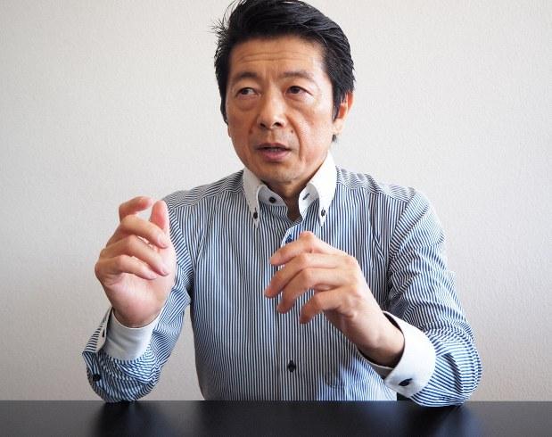 國井修さん=本人提供