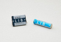 Lithium-ion batteries (Photo courtesy of Asahi Kasei Corp.)