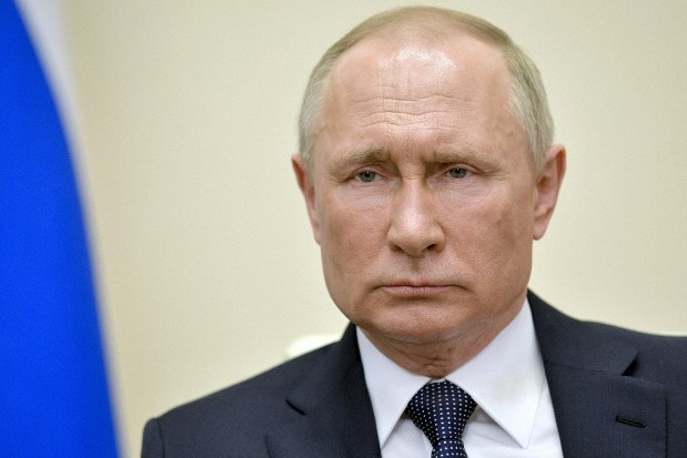 Russia S Putin Orders Non Working Month To Curb Coronavirus The Mainichi