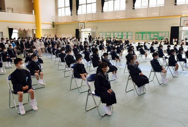 年 小学校 式 2020 入学