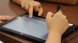 小中学校の休校で、タブレット端末などを利用したオンライン教育が注目されている