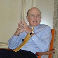 ジャック・ウェルチ氏 84歳=元ゼネラル・エレクトリック会長(3月1日死去)