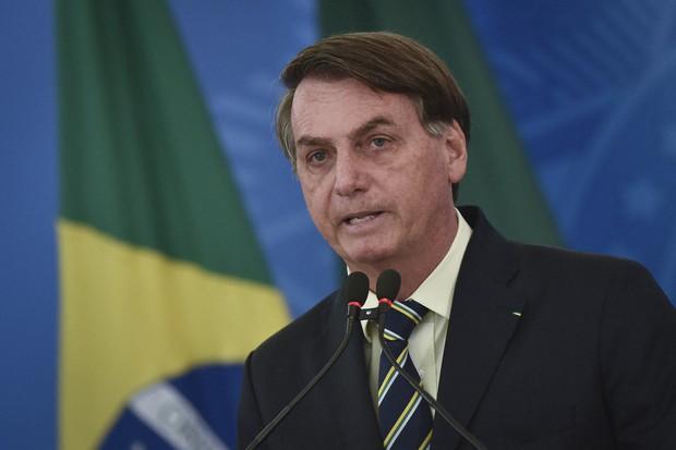 大統領 コロナ ブラジル