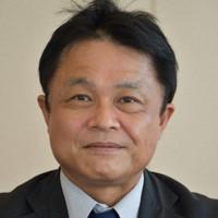 梅田圭・みずほ信託銀行社長=東京都中央区で2020年4月6日、山口敦雄撮影