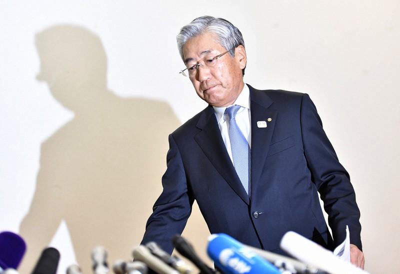 Field of View:招致巡り贈賄疑惑 竹田氏会見わずか7分 東京開催決定 ...