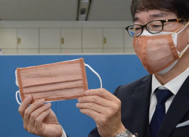 East Japan Venture Develops Copper Fiber Sheet That Hastens Virus Particle Inactivation The Mainichi