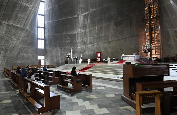カトリック 関口 教会