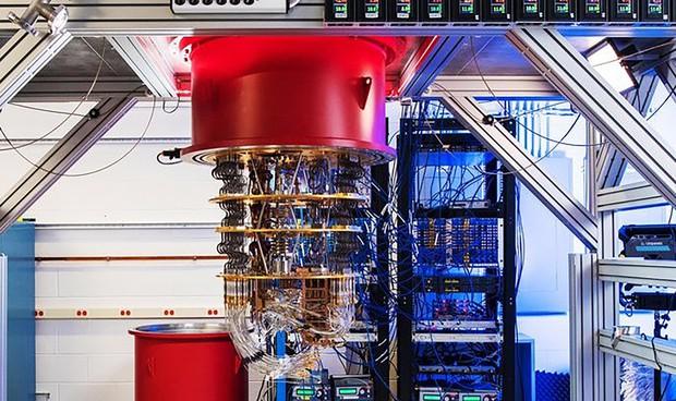 量子コンピューターの発達が、量子暗号への注目を高める(グーグルホームページより)