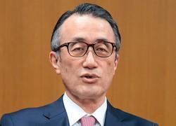 全国銀行協会会長 三毛兼承 三菱UFJ銀行頭取