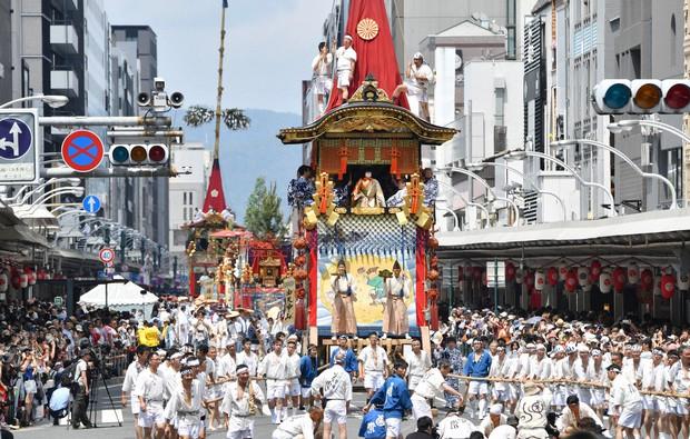 祇園祭 2019 山鉾