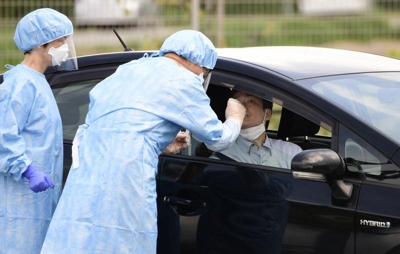 奈良 ドライブ スルー 検査