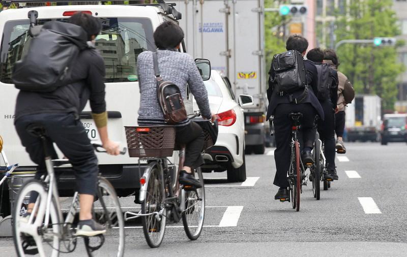 サイクリング 自粛
