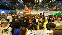 会場はアニメ・映画好きの来場者の熱気にあふれていた