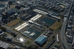 日本は「100年水道」を維持できるか(大阪市水道局庭窪浄水場)