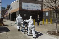 ニューヨークで新型コロナウイルス感染が拡大(Bloomberg)