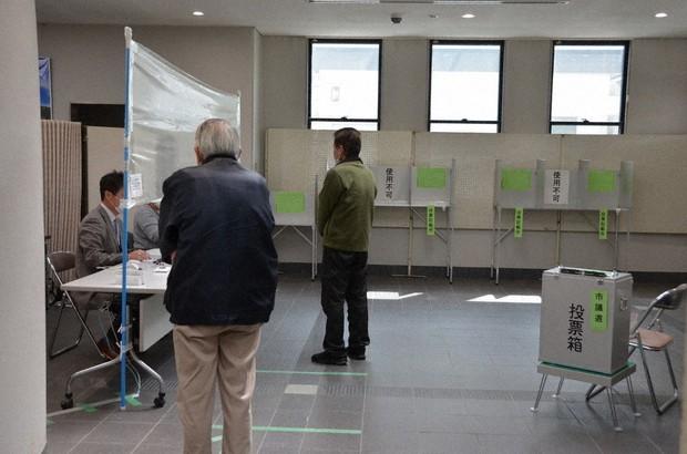 丹波 篠山 市議会 議員 選挙