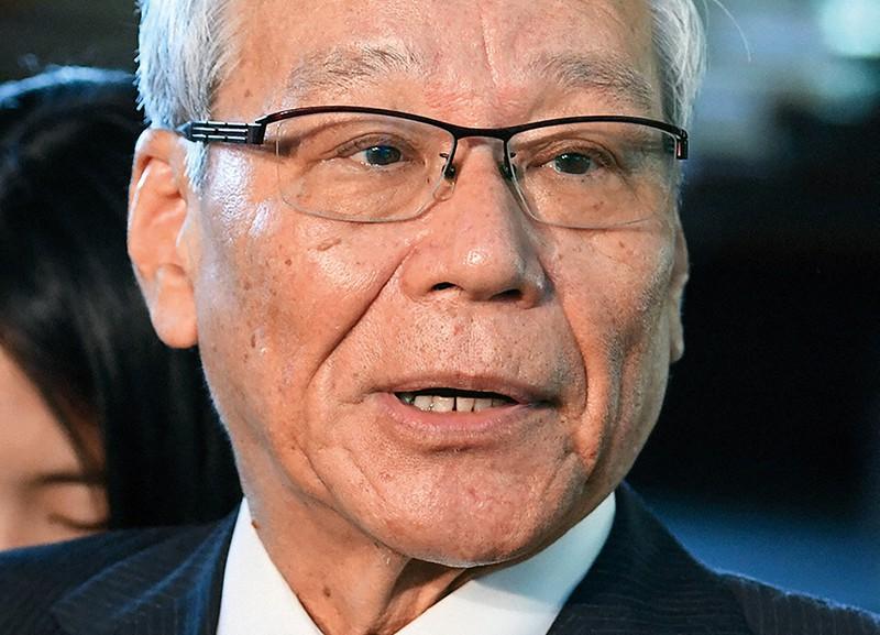 横倉義武氏(75)