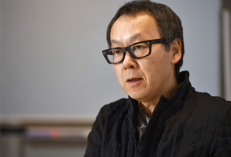 星野リゾートの星野佳路代表=東京都中央区で2018年1月11日、藤井達也撮影