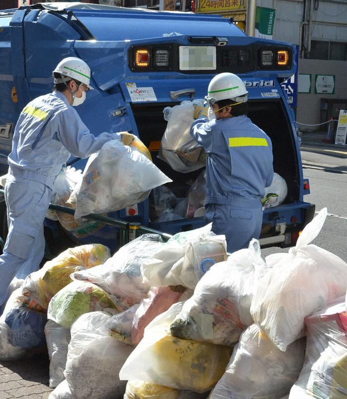 コロナ ゴミ 収集