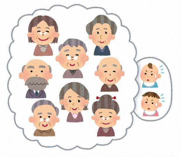 日本の高齢化と少子化はどんどん進み、「世界一のがん大国」へ