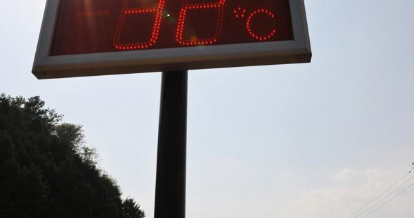 今年 本州 で 最も 早く 真夏 日 を 観測 した の は