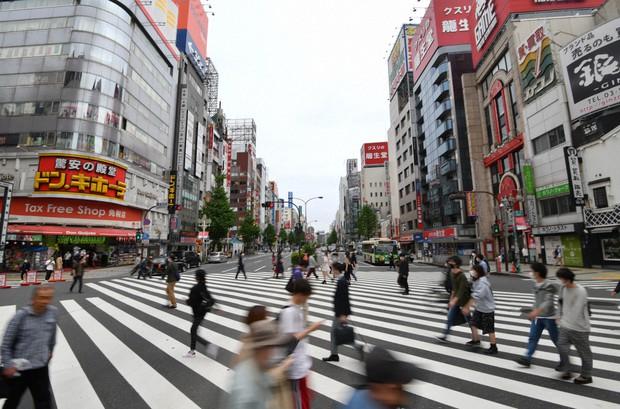 大型連休中の外出自粛、後半は「緩み」も 前日より人出増加目立つ NTT ...