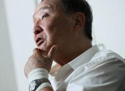 金子勝・立教大特任教授=東京都豊島区で2019年8月23日、吉田航太撮影