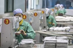 中国は世界最大のマスク生産国だが……(Bloomberg)