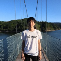 ヴィーガン起業家の工藤柊さん=吉川夕葉さん撮影