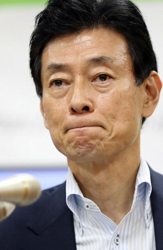経済 大臣 西村