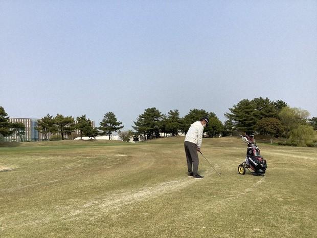 ゴルフ コロナ 感染