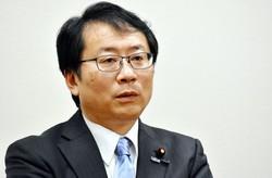 山花郁夫氏=須藤孝撮影