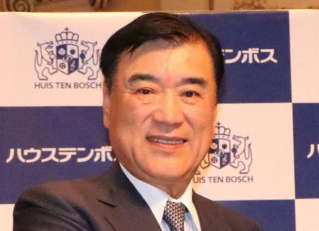 東京博善に着目し廣済堂の買収に手を上げたHIS創業者の澤田秀雄氏