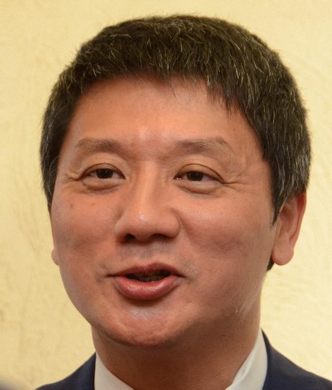 廣済堂の創業者から信頼されている中国人実業家の羅怡文氏(S&Lホールディングス代表、ラオックス元社長)