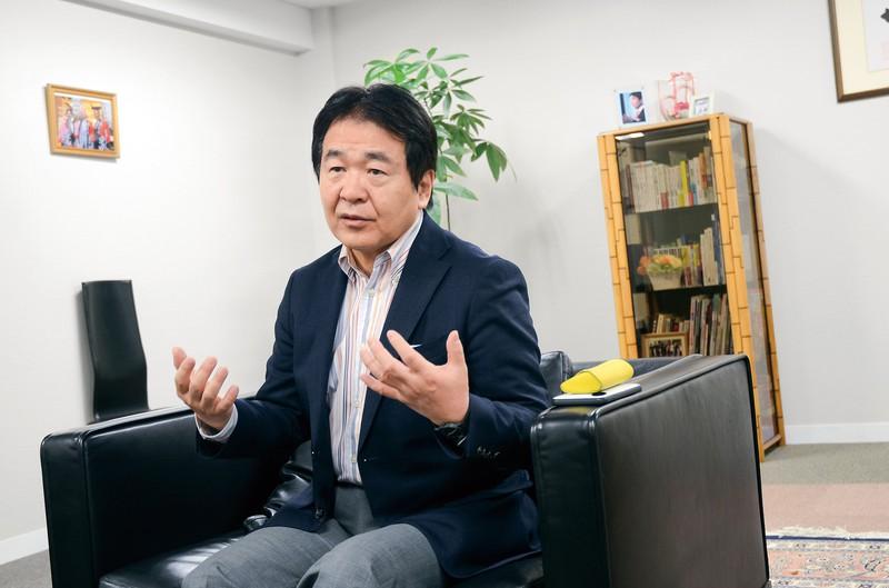 竹名平蔵氏(東洋大学教授、慶応義塾大学名誉教授)