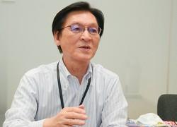 友田信男氏 (東京商工リサーチ常務取締役情報本部長)