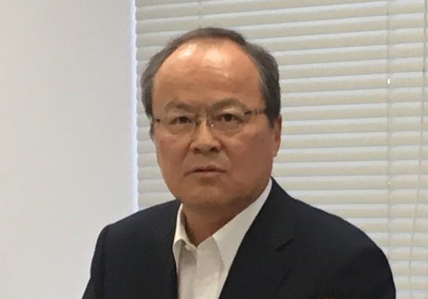 三菱商事の垣内威彦社長