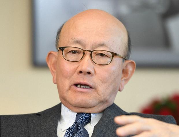 伊藤忠商事の岡藤正広会長