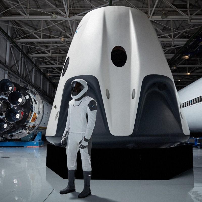 米新型宇宙船打ち上げへ 9年ぶり有人、初の民間委託 今年後半に野口 ...